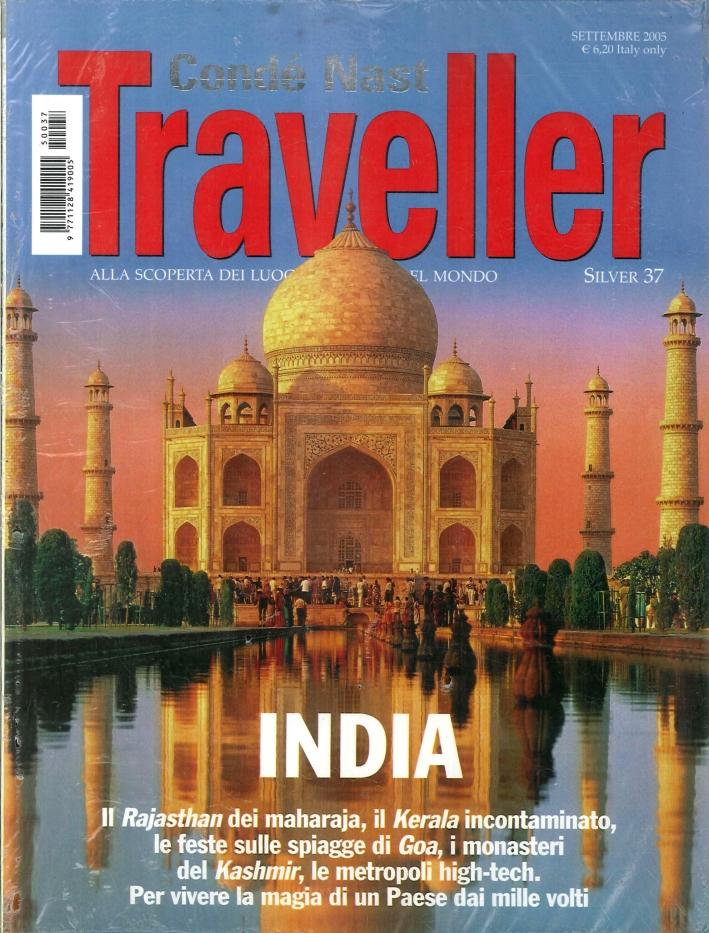 Traveller. India