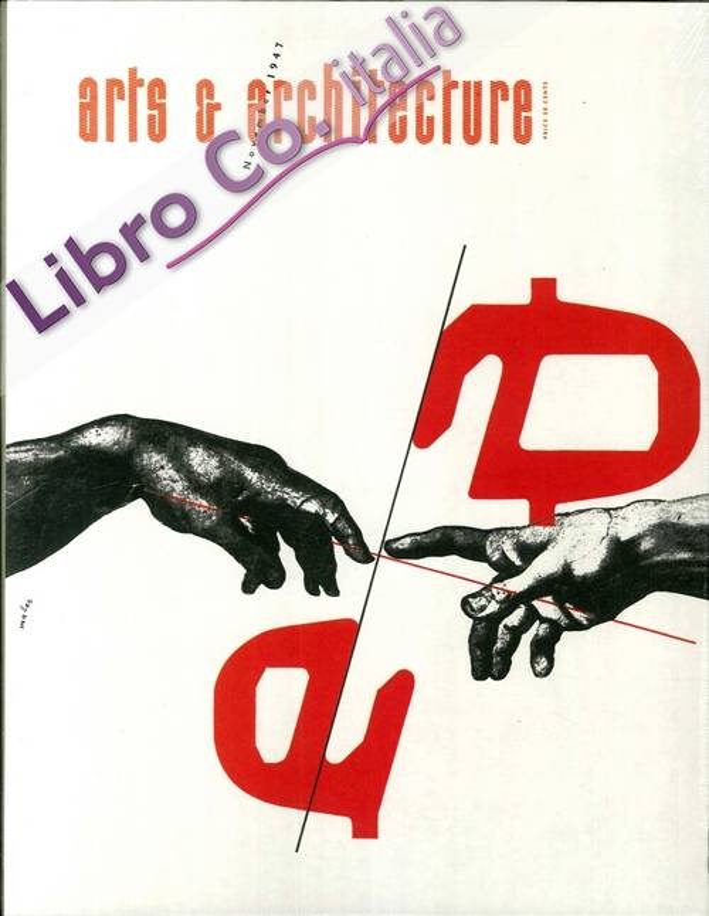 Arts & Architecture 1947.