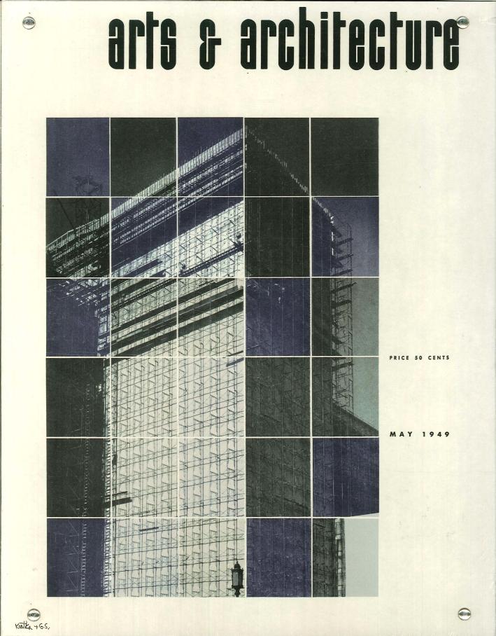 Arts & Architecture 1949.