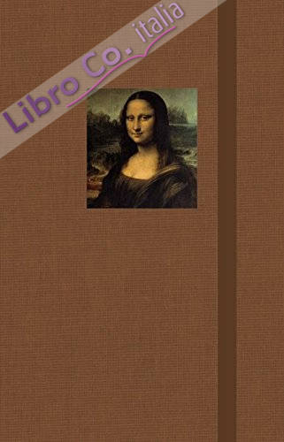 Notebook. Mona lisa.