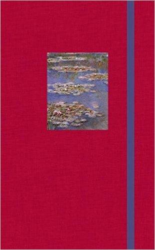 Notebook Monet Waterlilies.