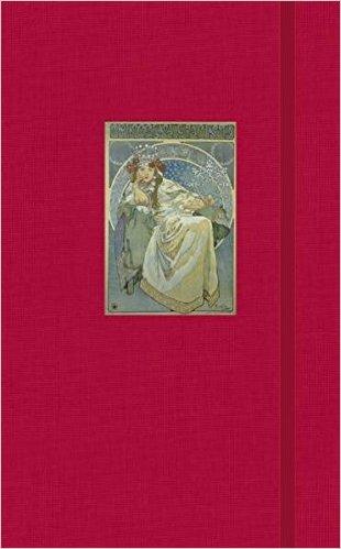 Notebook Mucha Princess Hyacinthe.