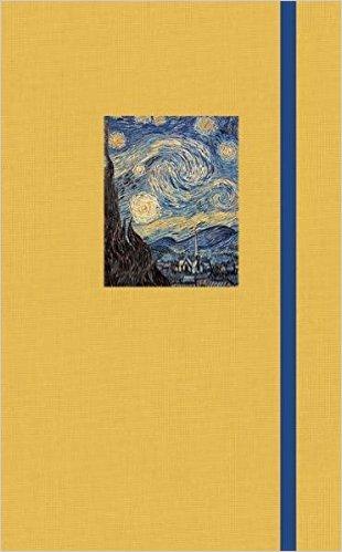 Notebook Van Gogh: Sternennacht.