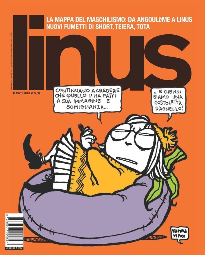 Linus (2016). Vol. 4
