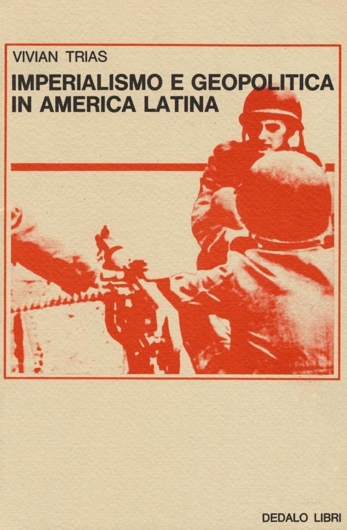 Imperialismo e geopolitica in America latina.