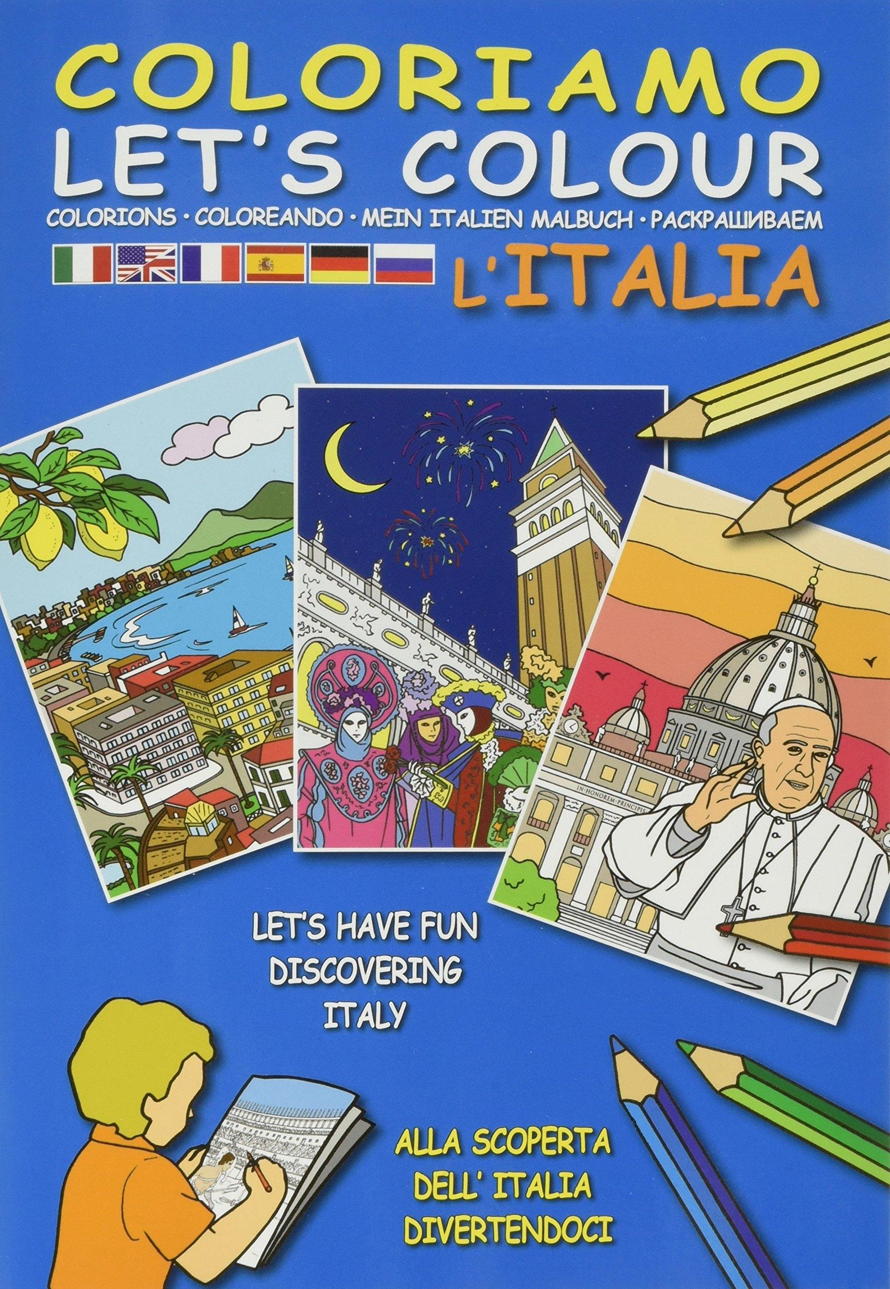 Coloriamo l'Italia.