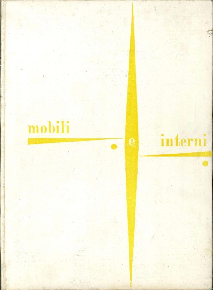 Mobili e interni di architetti italiani