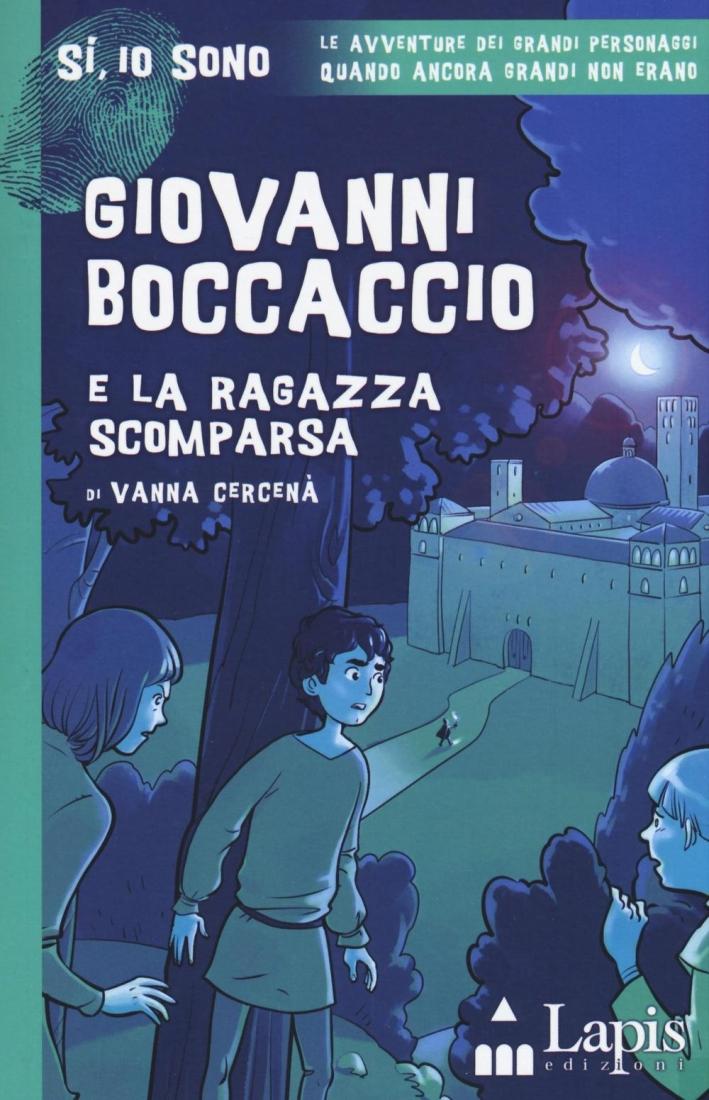 Giovanni Boccaccio e la ragazza scomparsa.