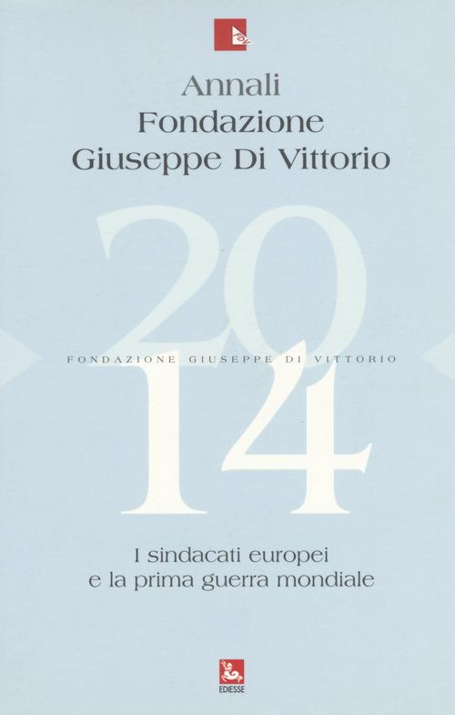 Annali Fondazione Giuseppe Di Vittorio.