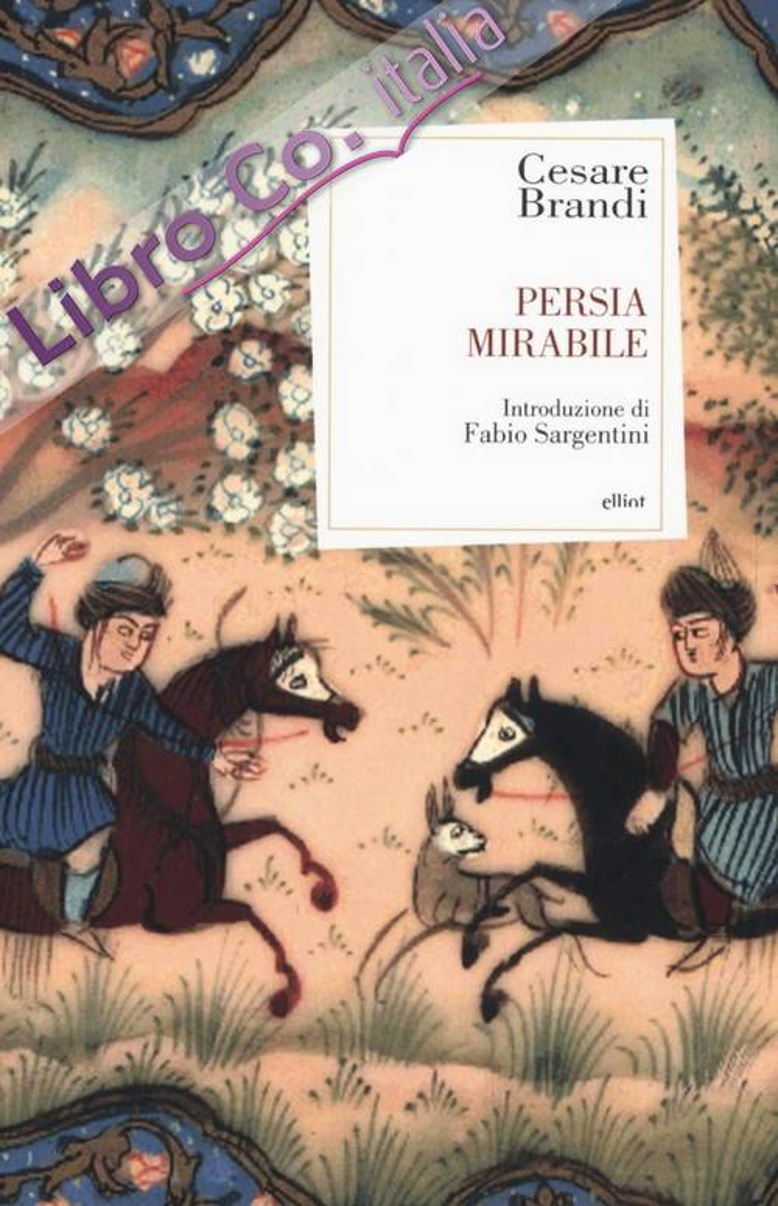 Persia mirabile.