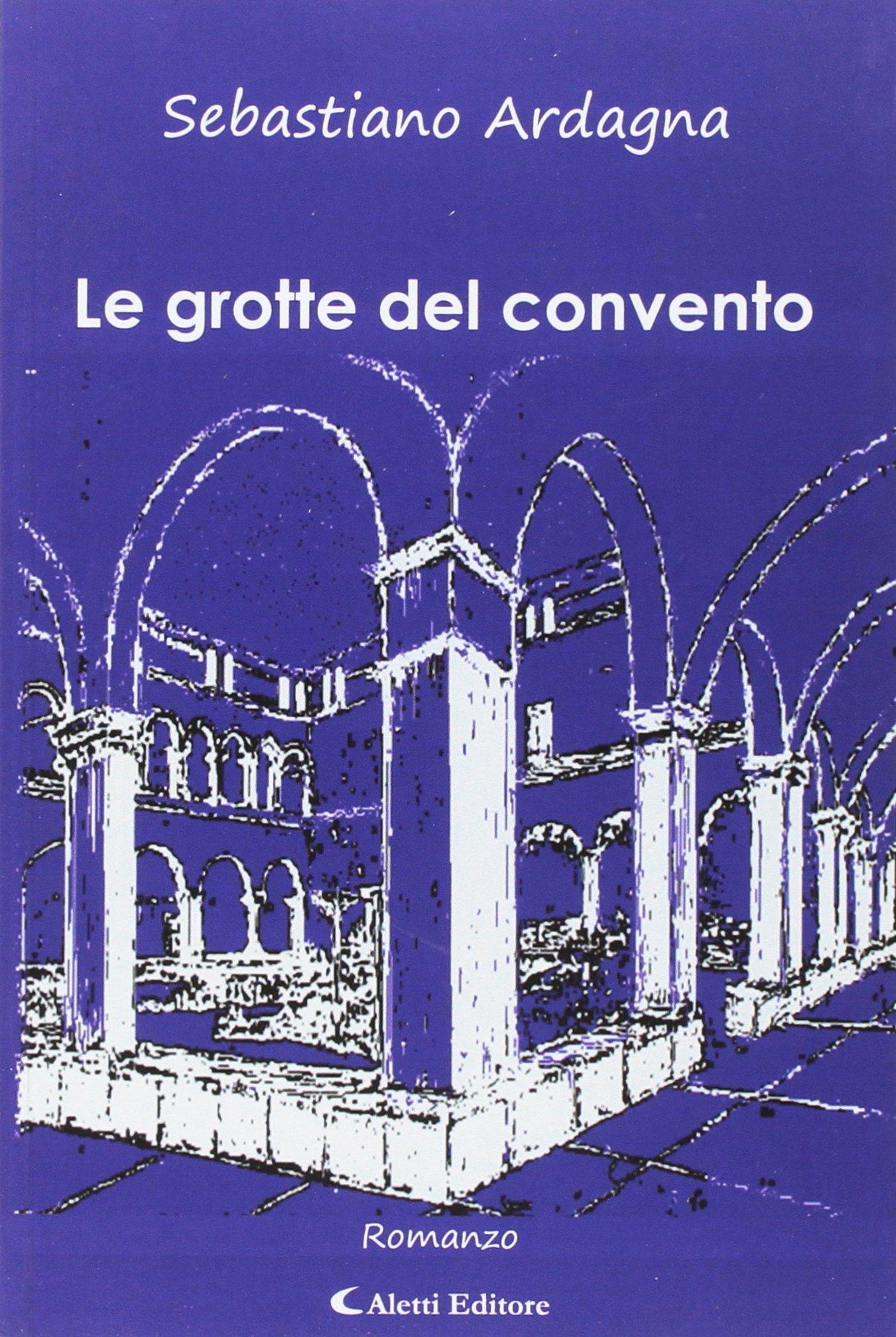 Le grotte del convento.