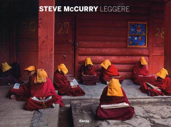 Steve McCurry. Leggere.