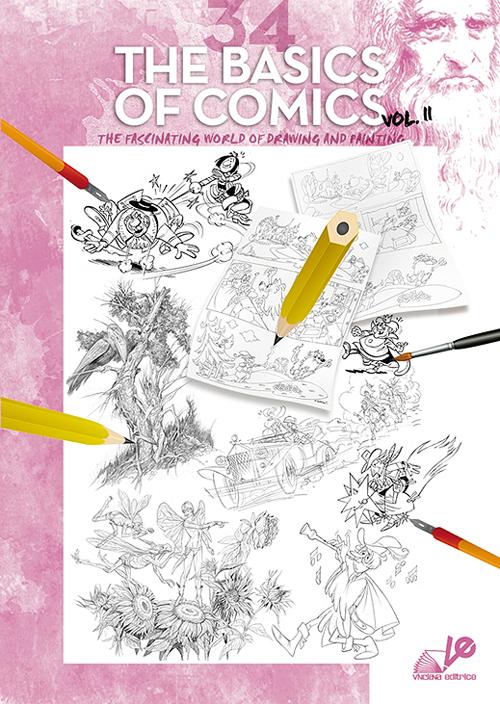 The bacis of comics. Vol. 2.