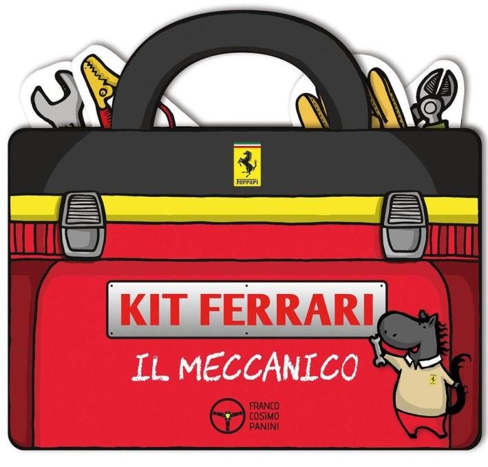 Il meccanico. Kit Ferrari.