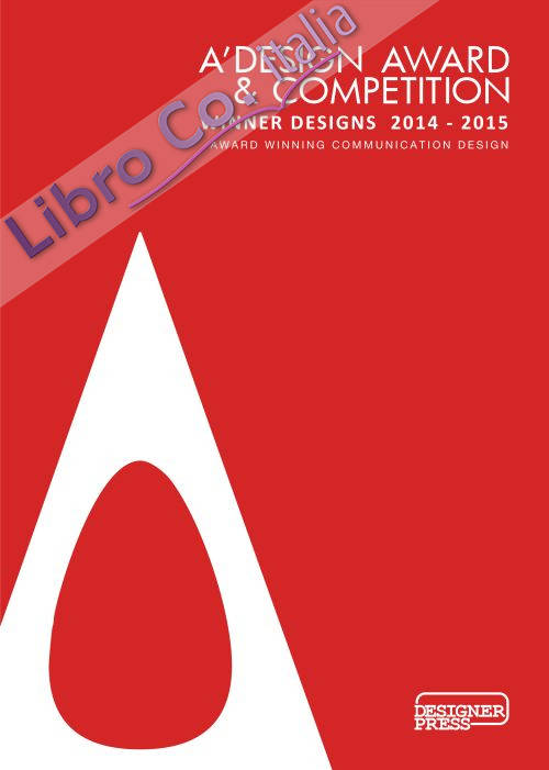 Design Award. Communication design 2014-2015 (A').