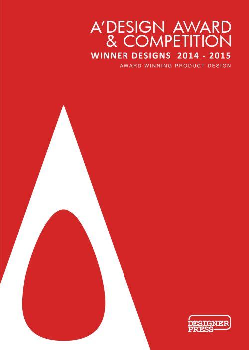 Design Award. Product design 2014-2015 (A').