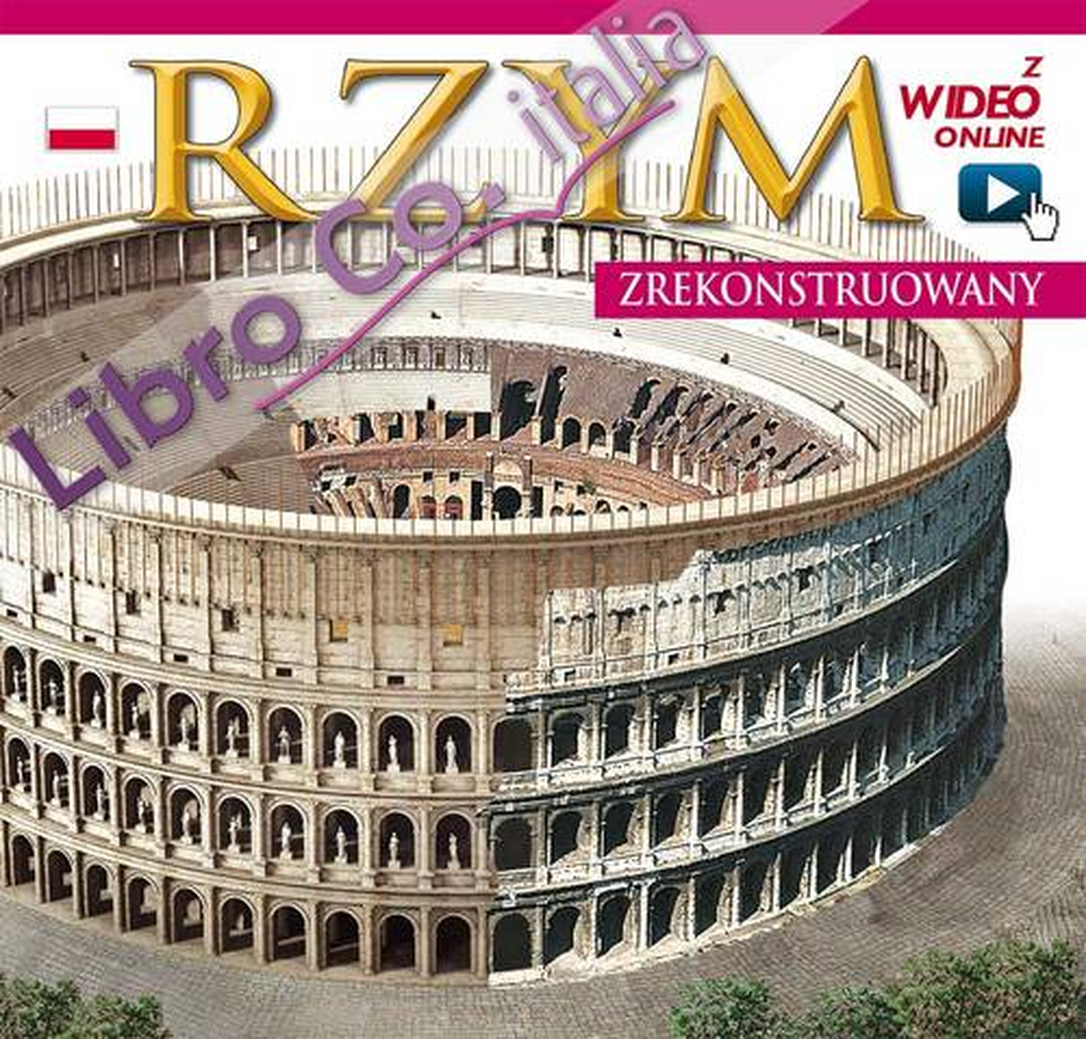 Roma ricostruita. Maxi edition. Ediz. polacca. Con aggiornamento online