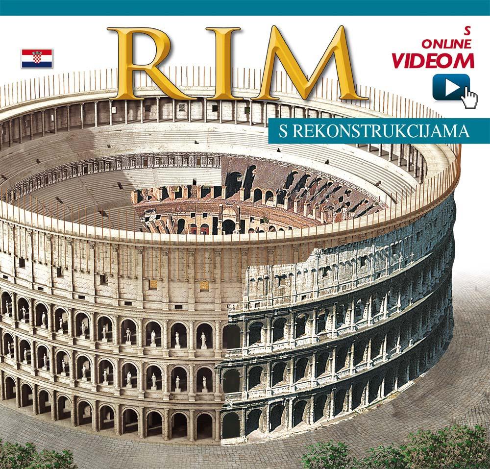 Roma ricostruita. Ediz. croata. Con aggiornamento online