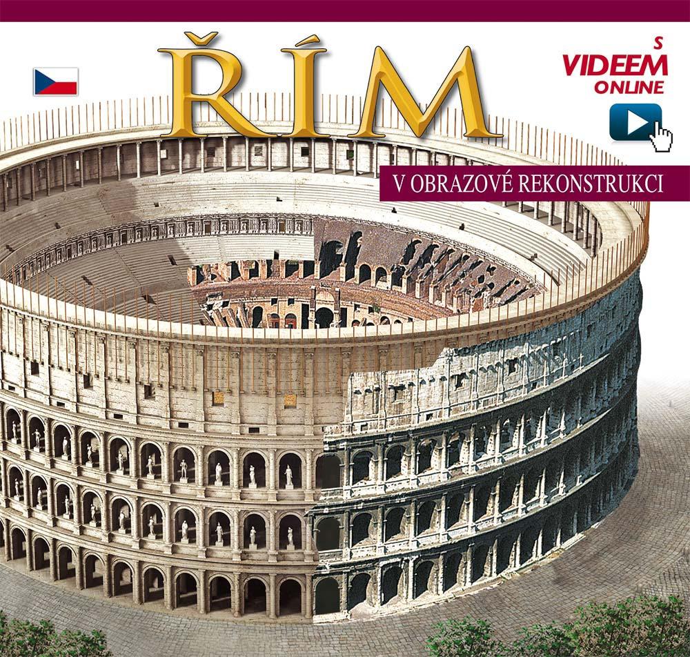 Roma ricostruita. Ediz. ceca. Con aggiornamento online