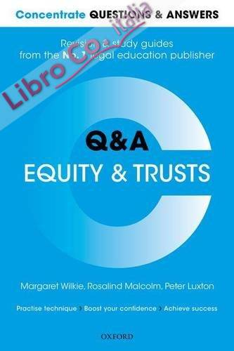 Concentrate Q&A Equity & Trusts