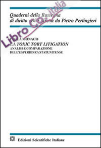La toxic tort litigation.
