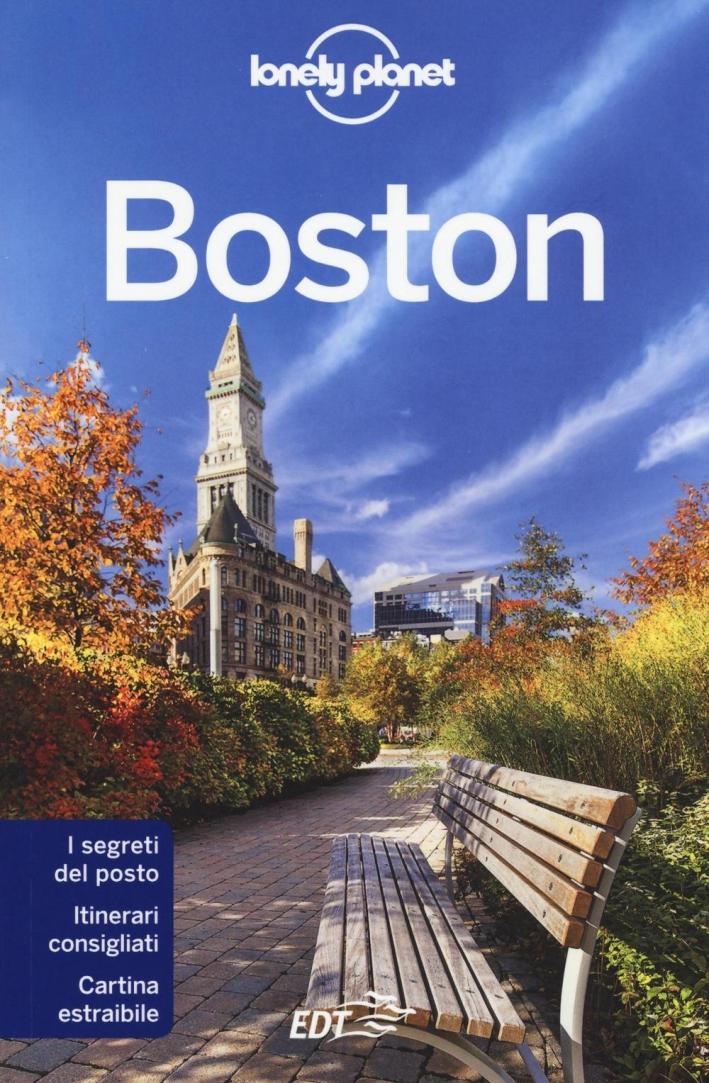 Boston. Con cartina