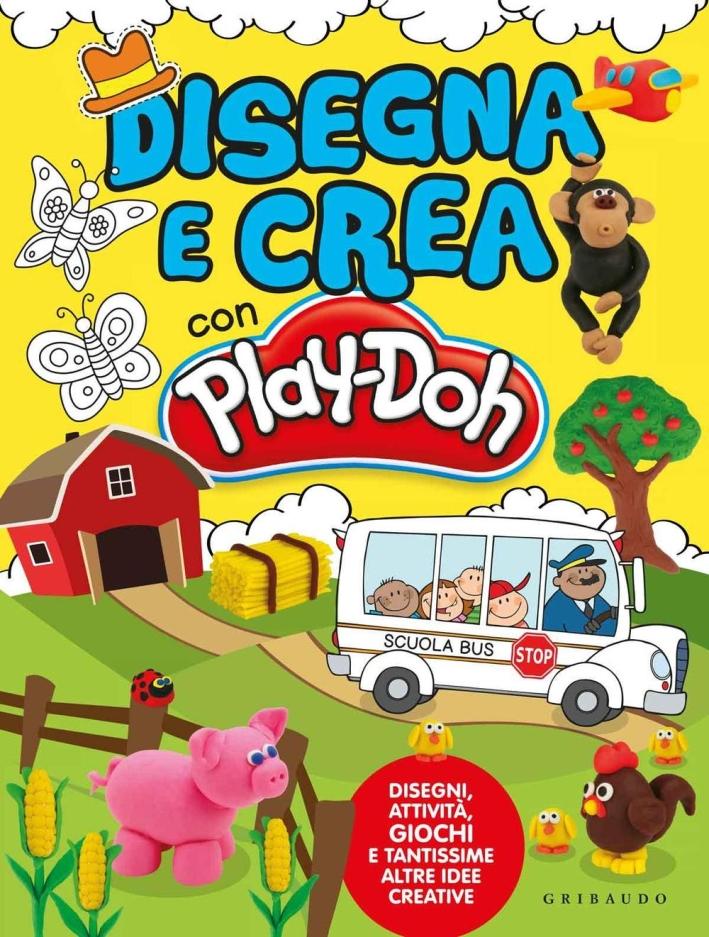 Disegna e crea con Play-Doh.