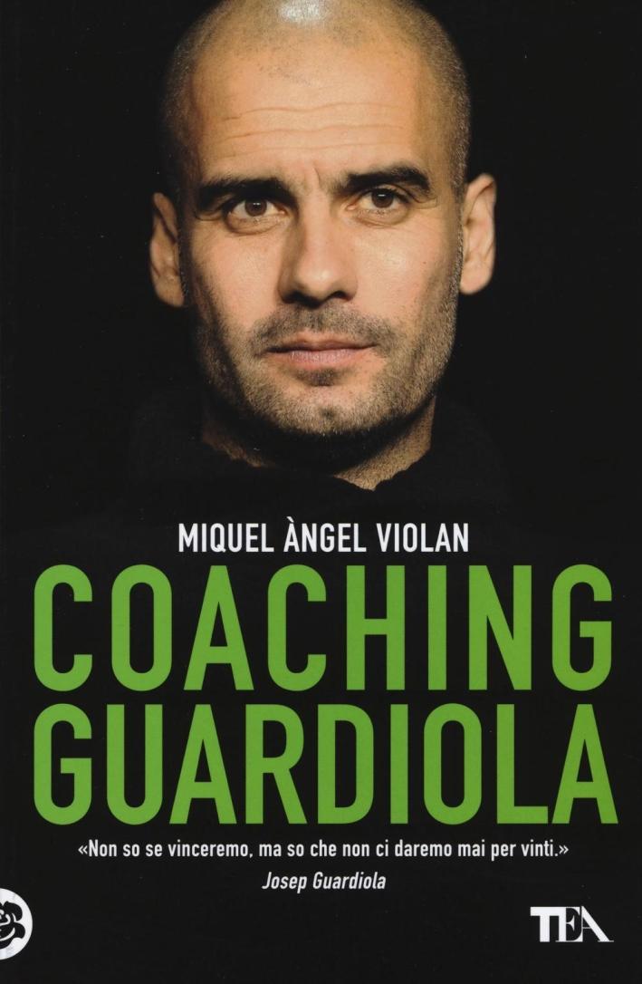 Coaching Guardiola.