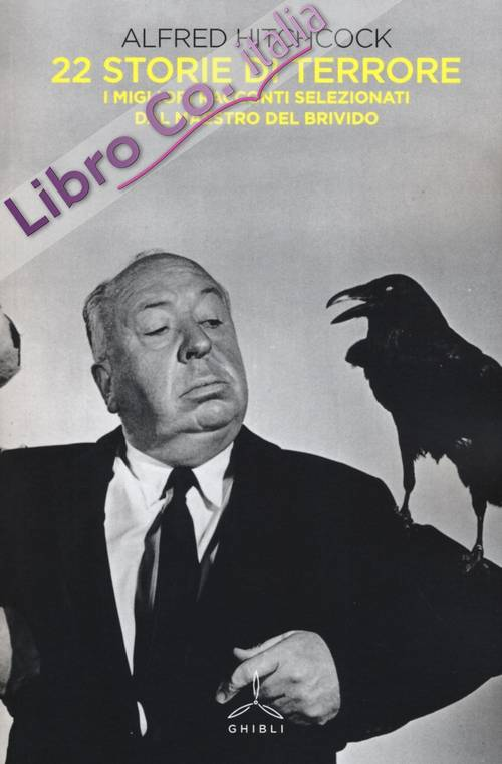 Alfred Hitchcock presenta 22 storie di terrore. I migliori racconti selezionati dal maestro del brivido.