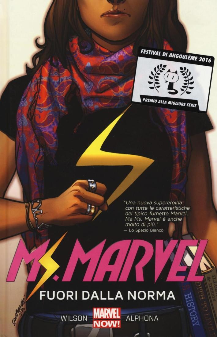 Fuori dalla norma. Ms. Marvel. Vol. 1.