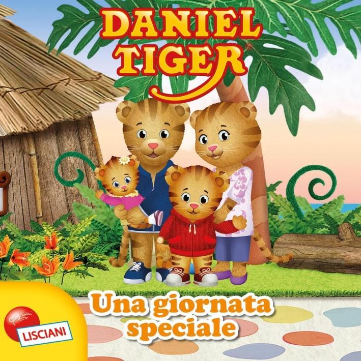 Una giornata speciale. Daniel Tiger.