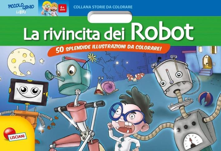La rivincita dei robots.