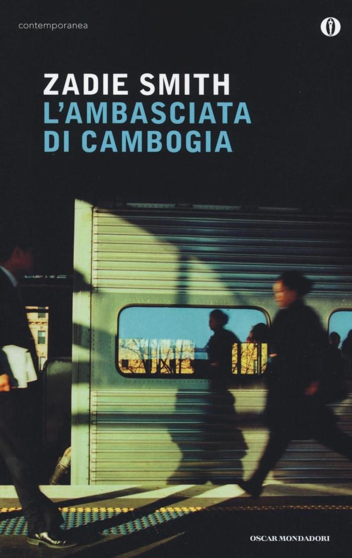 L'amabasciata di Cambogia.