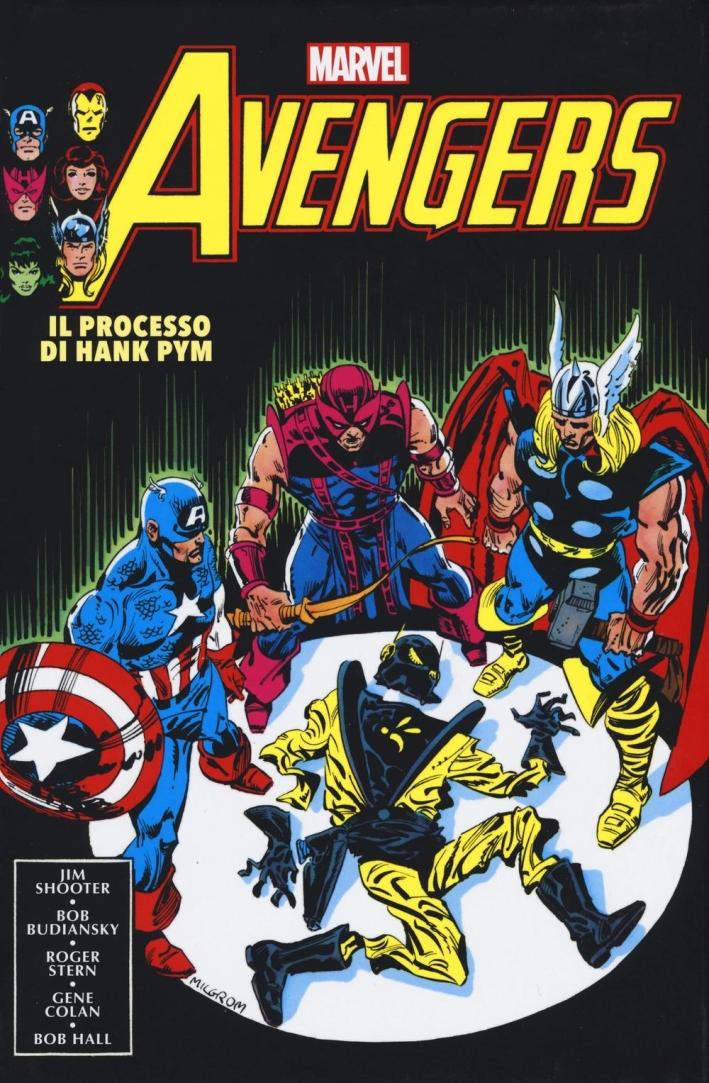 Il processo di Hank Pym. Avengers.