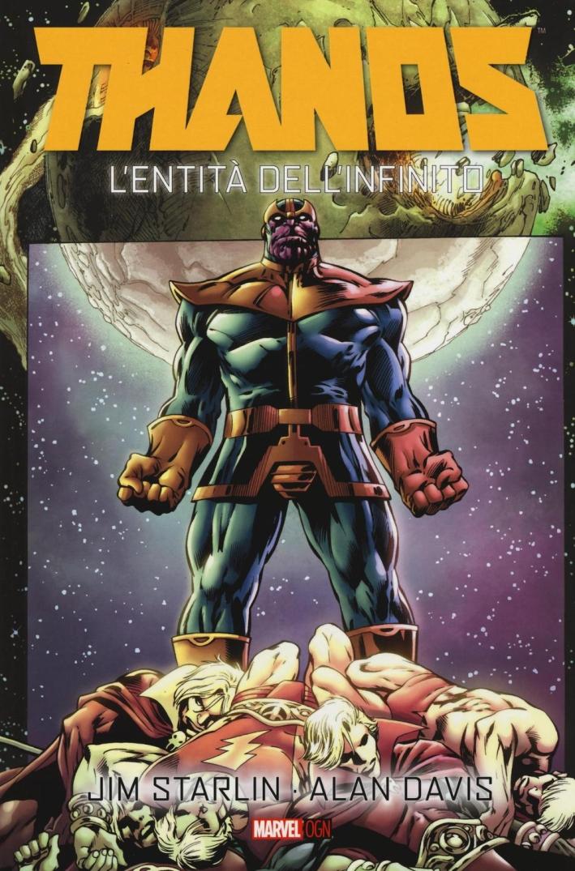 L'entità dell'infinito. Thanos.