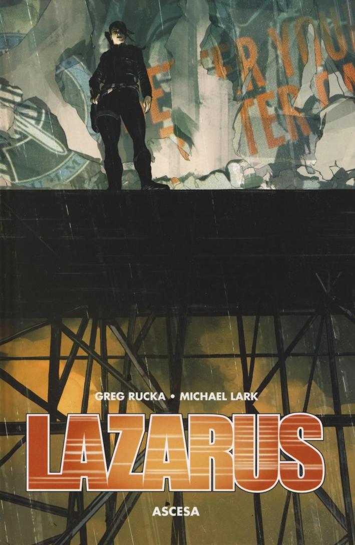 La strada. Lazarus. Vol. 2.