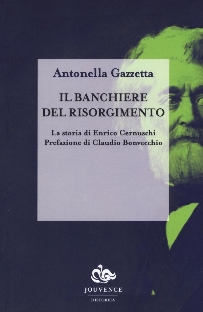 Il Banchiere del Risorgimento. La Storia di Enrico Cernuschi.