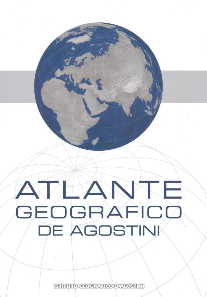 Atlante geografico De Agostini.