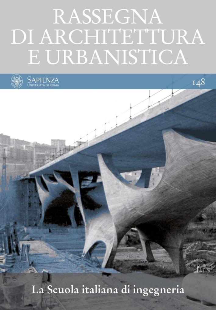 Rassegna di architettura e urbanistica. Scuola italiana di ingegneria.