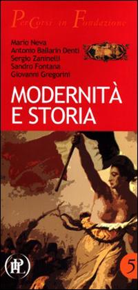 Modernità e storia