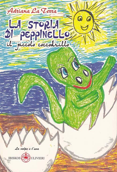 La storia di Peppinello, il piccolo coccodrillo.