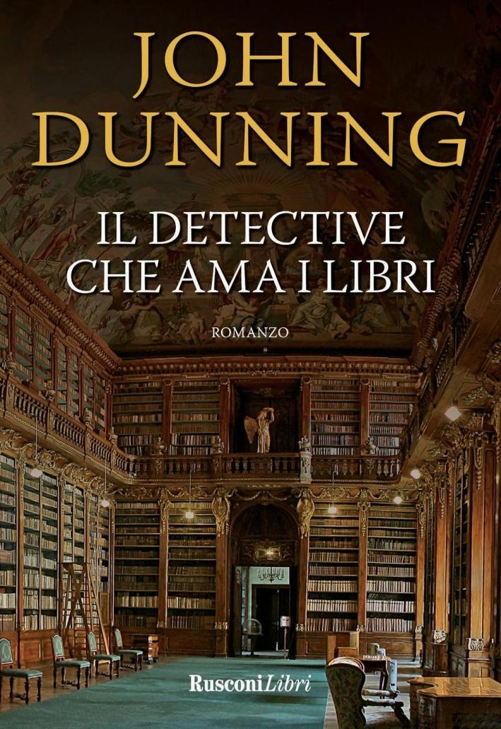 Il detective che ama i libri.