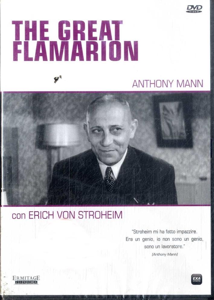 The Great Flamarion Erich Von Stroheim DVD Film.