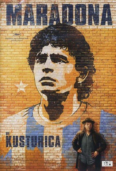 Maradona di Kusturica DVD.