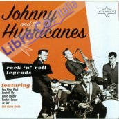 Johnny and the hurricanes. Rock 'n' roll legends. CD.