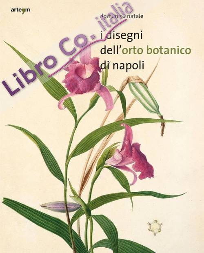 I Disegni dell'Orto Botanico di Napoli.