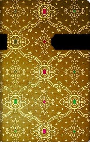French Ornate Cuivre Mini Address Book (Paperblanks Address Books)