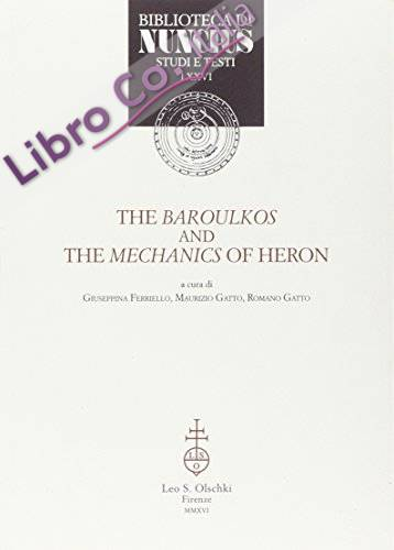 The baroulkos and the mechanics of Heron.