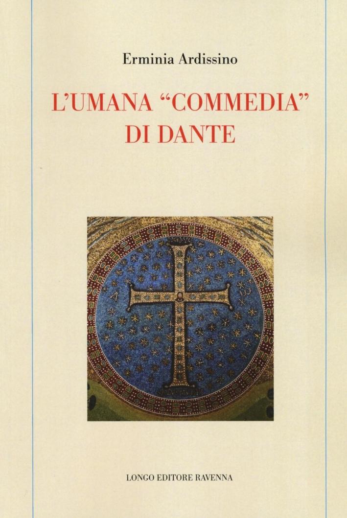 L'umana commedia di Dante.