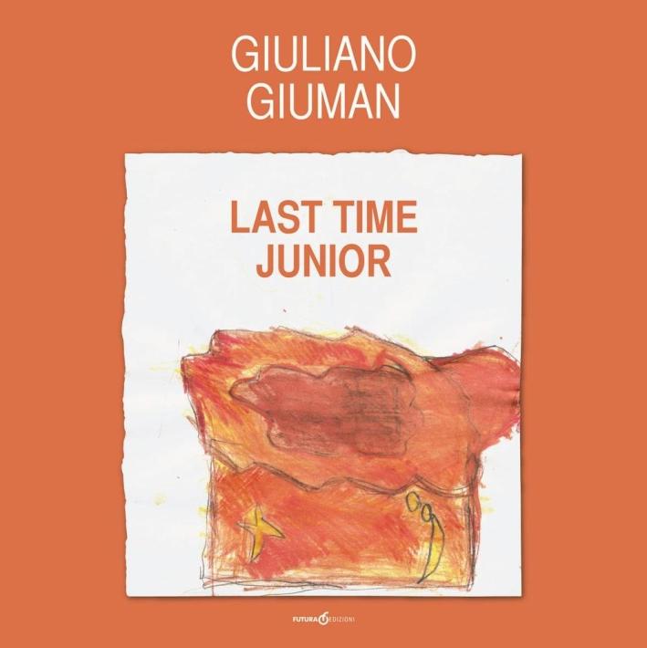 Giuliano Giuman. Last time junior.